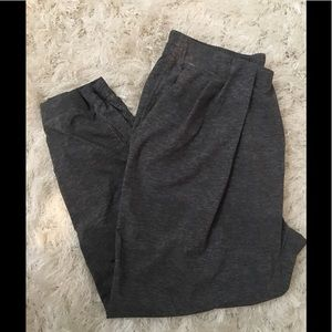 LuLuLemon Charcoal Grey Relaxed Fit Jogger Pant